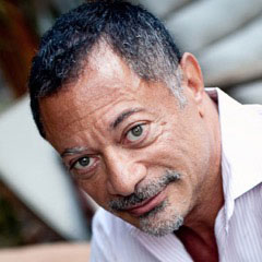 close up picture of Albert Narcisse